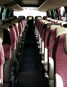book a minibus or a coach in only 1 minute