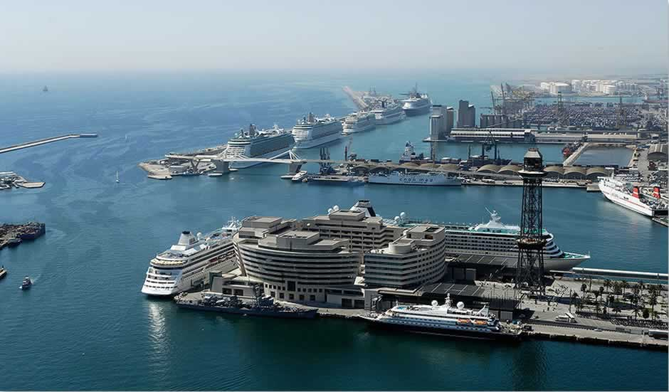 transfer from/to Barcelona Cruise Port