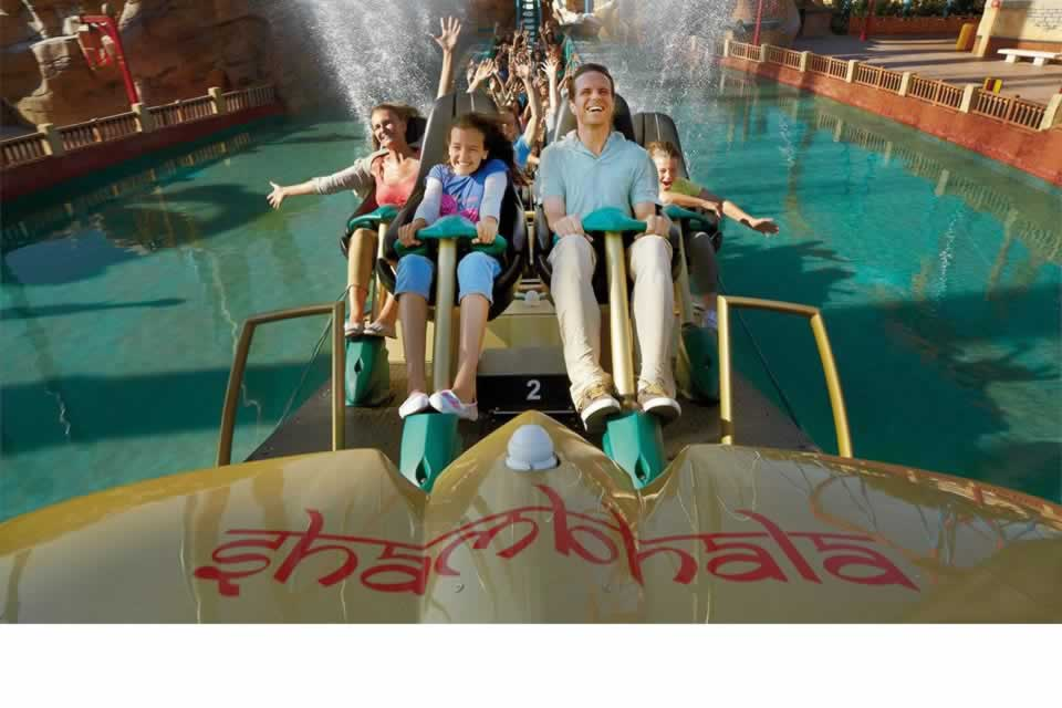 Transfer by taxi to PortAventura